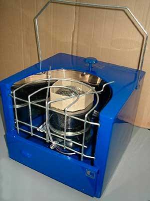 переносоная печь на солярке