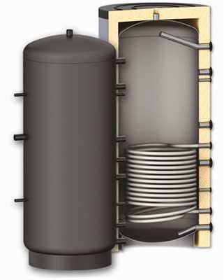 Как самому изготовить теплоаккумулятор для котла отопления