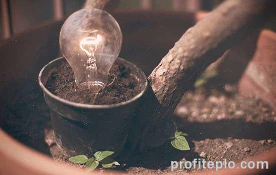Земля как источник бесплатного электричества