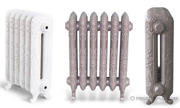 широкий выбор современных радиаторов