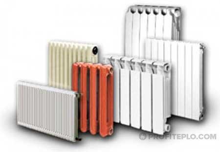 Установка воздухоотводчика в системе отопления