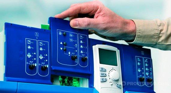 Виды автоматики для газовых отопительных котлов