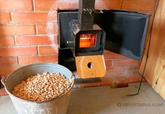 Как рассчитать расход пеллет для отопления дома