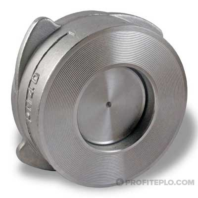 тарельчатый обратный клапан