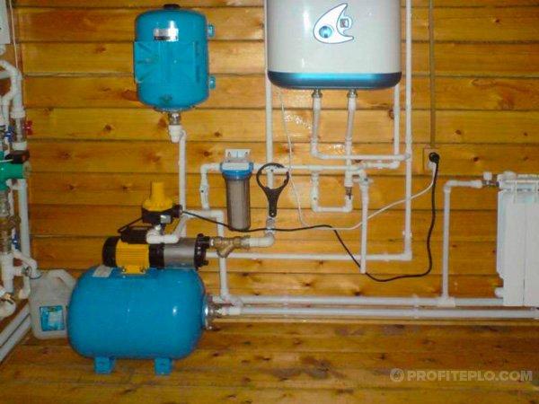 Балансировка отопительной системы в частном доме