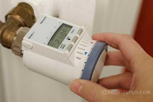 компактный регулятор температуры