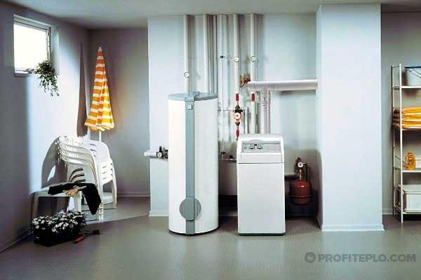 Как установить газовый котел в частном доме