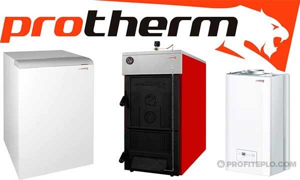 Газовые котлы Protherm: обзор моделей