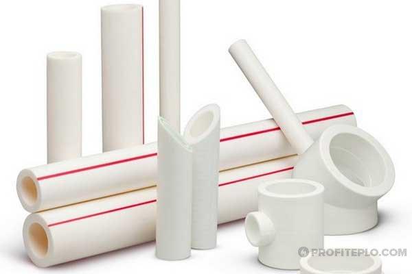 Трубы полипропиленовые: технические характеристики