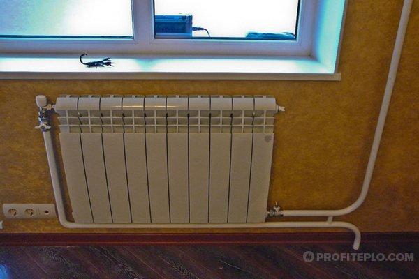 Как правильно подключить радиатор отопления: выбор схемы