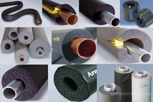Теплоизоляция наружных трубопроводов: выбор материала