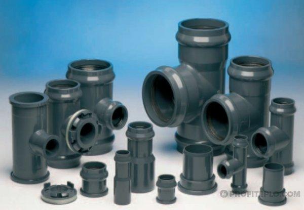 Трубы ПВХ для канализации - всегда выгодно и удобно