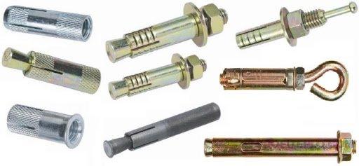 Крепеж: крюки и анкера сцепного устройства