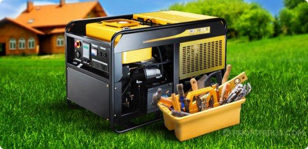 Покупаем дизельный генератор