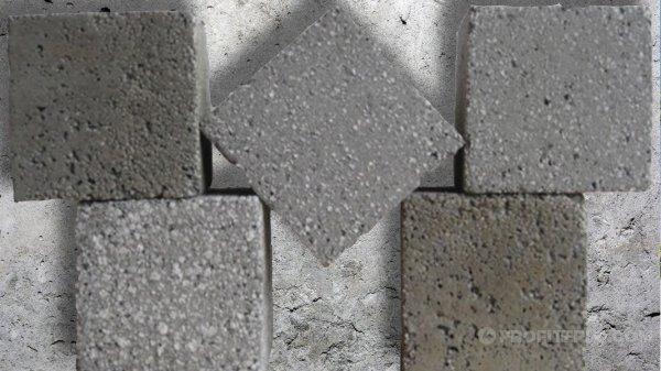 Различные типы бетона